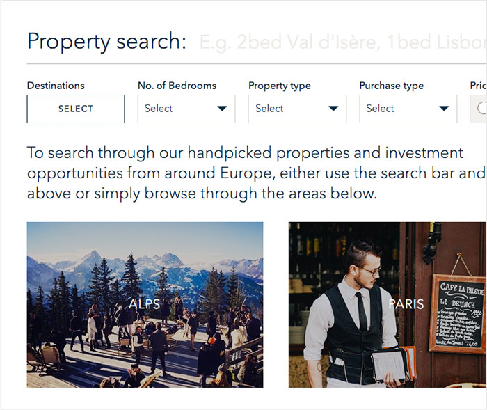 Athena Property Search