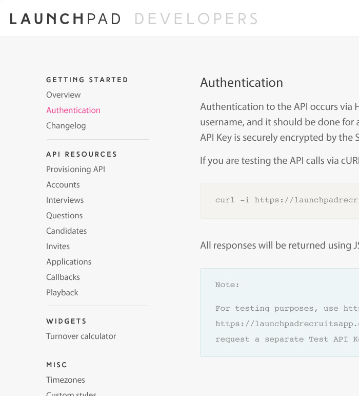 LaunchPad Recruits Developers