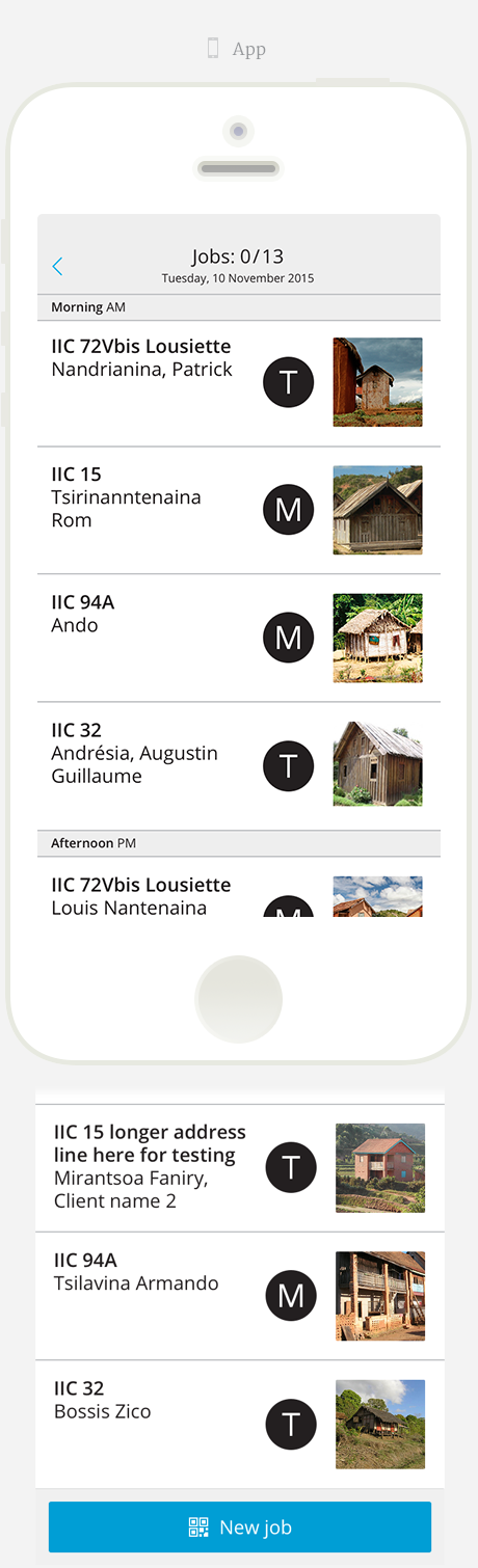 Loowatt Mobile App