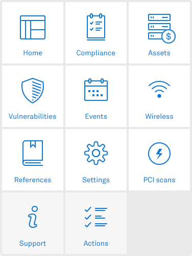 Surecloud Applications Icons