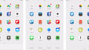 Get rid of the dock on iOS