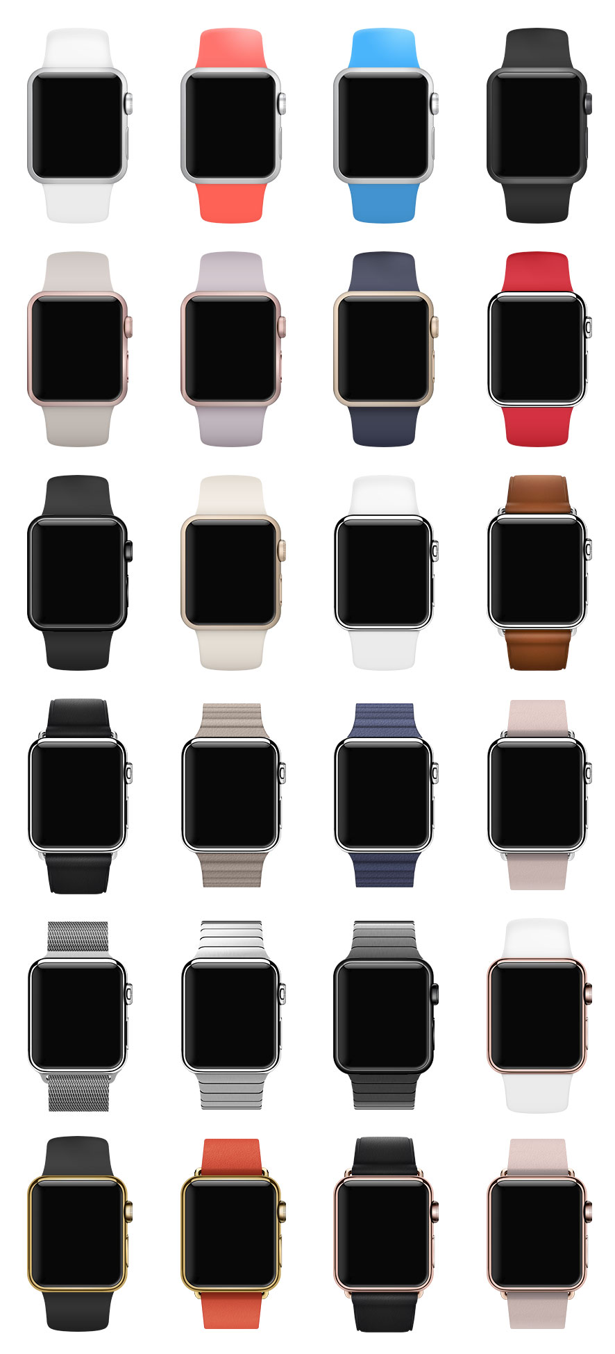 apple watch mock-up