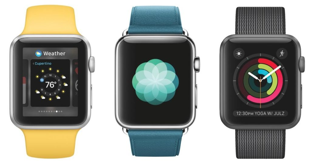 Watch OS 3 at WWDC 2016