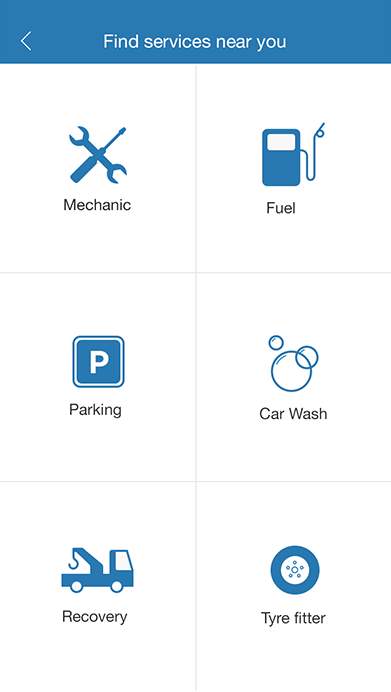MyDrive Car Services