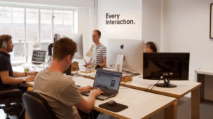 Experience of coworking in London