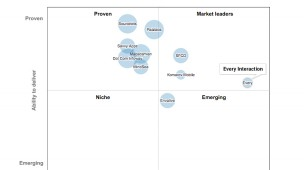 Every Interaction named market leader in UI/UX